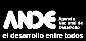 ANDE, Agencia Nacional de Desarrollo. el desarrollo entre nosotros.